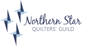 Northern Star Quilters' Guild Retina Logo